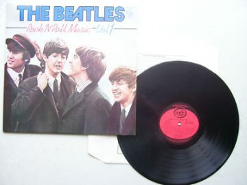 The Beatles Rock n Roll Music Vol 1 LP